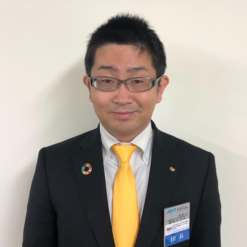 団長 曽布川洋平