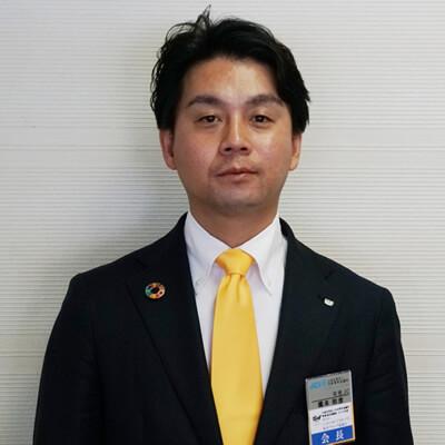 岐阜ブロック会長 橋本和彦