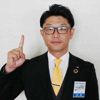 愛知ブロック会長 金海慶太郎