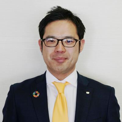 静岡ブロック会長 小口浩史