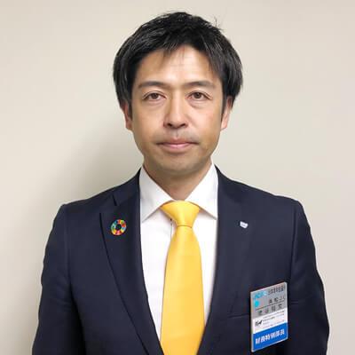財務特別部長 池谷裕文