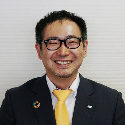 研修部長 宮島幸生