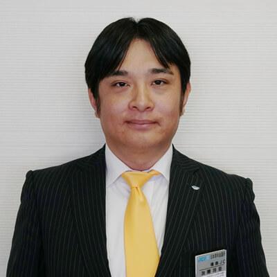 国際交流部長 加藤将臣