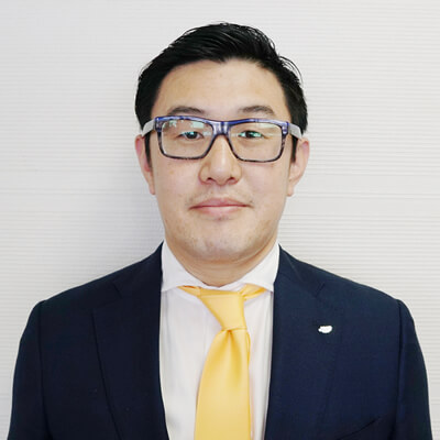 内地運営委員長 三輪大介