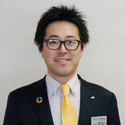事務局長 前島靖勲